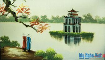 Tranh chủ đề Việt Nam